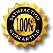 Green Planet Carpet Cleaning Satisfaction Guaranteed Logo